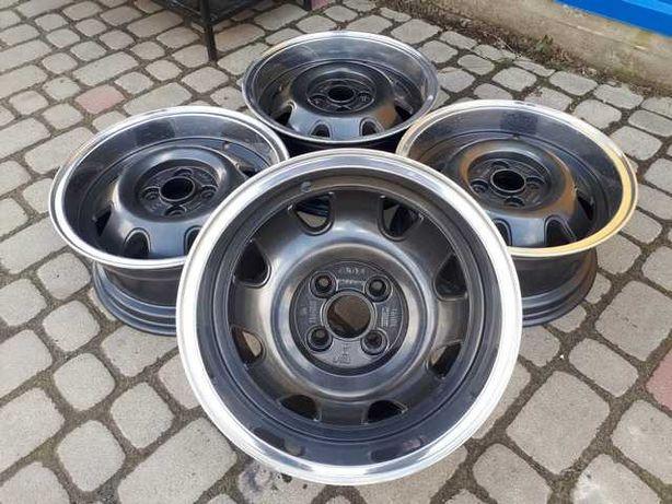 Диски R15 4x100 ATS CUP Chevrolet Seat Skoda Volkswagen