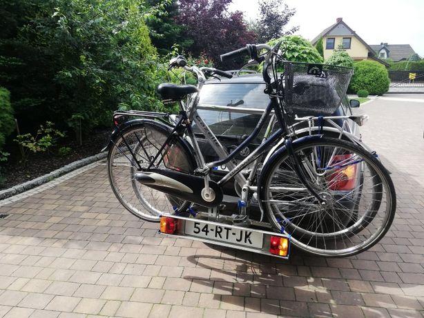 bagażnik na 2 rowery