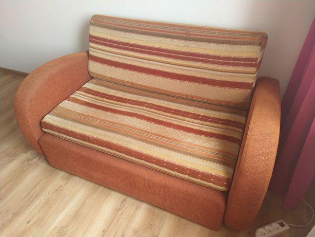 Rozkładana kanapa fotel amerykanka łóżko Kołobrzeg