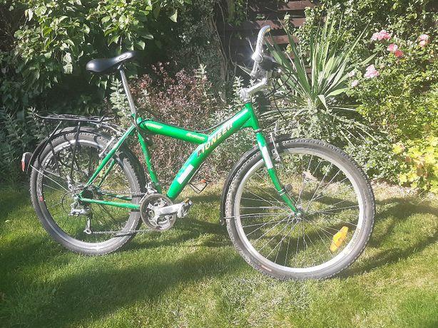 """Sprzedam rower 26"""" Pioneer Actionbike używany"""