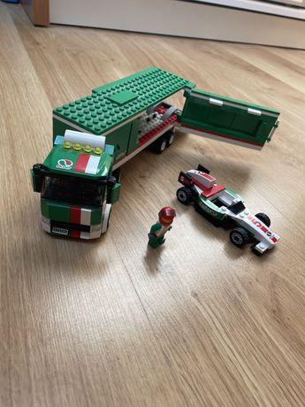 Lego City 60025 Ciężarówka ekipy wyścigowej