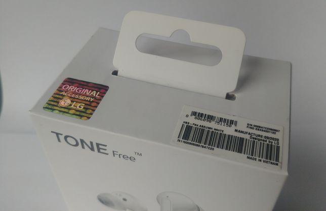 Słuchawki bezprzewodowe LG TONE Free HBS-FN4 BT