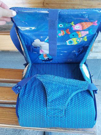 Siedzisko fotelik dla dziecka Tuc Tuc