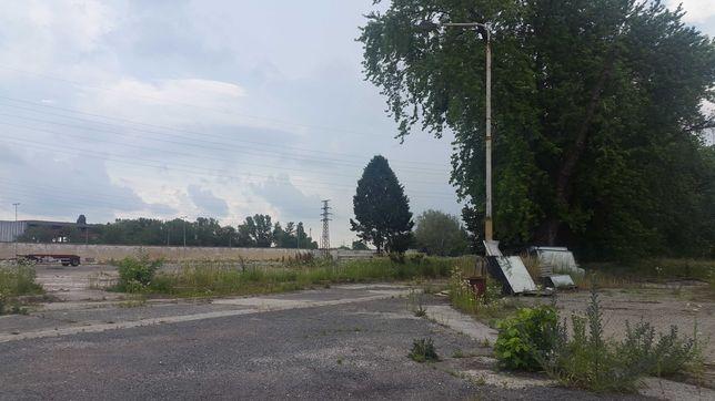 Продается огражденная территория в промышленной зоне,  Дьер, Венгрия.