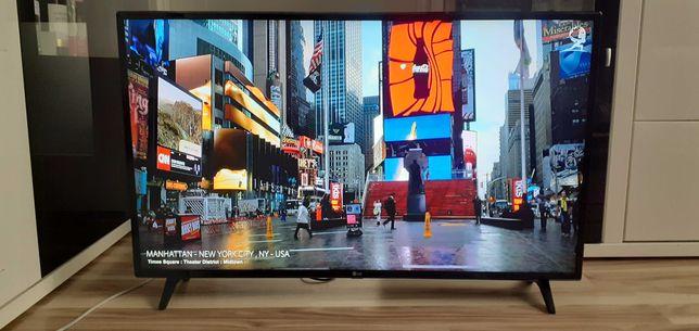 Tv LG 43 cale smart tv.