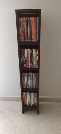 Estante de DVDs