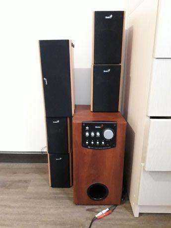 акустическая система genius sw-hf 5.1