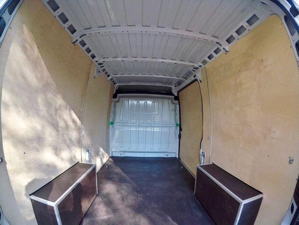 Citroen Jumper L2, zabudowa busa, podłoga
