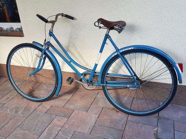 Stary zabytkowy rower Velamos Tourist