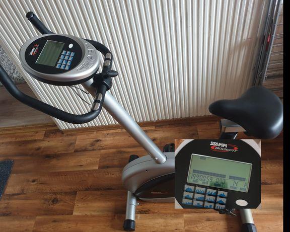 J.nowy rowerek treningowy BodyFit magnetyczny pod zasilacz i baterie
