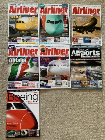 Airliner World 14-15