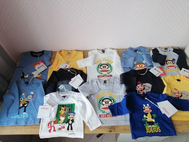 Продаю яркий Лот детской одежды Small Paul! Лонгслив/свитшот/штаны!!!