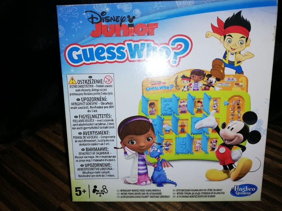 Gra Zgadnij Kto To? Junior Disney Hasbro Swarzędz - image 1