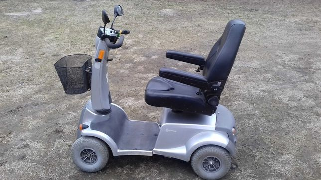 Skuter wózek inwalidzki Meyra Ortopedia