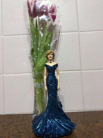 Фигурка статуэтка Принцесса Диана Royal Family Princess Diana скульпт