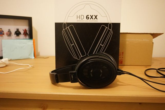Vendo/Troco Sennheiser HD6XX Massddop (HD650) apenas por HD600