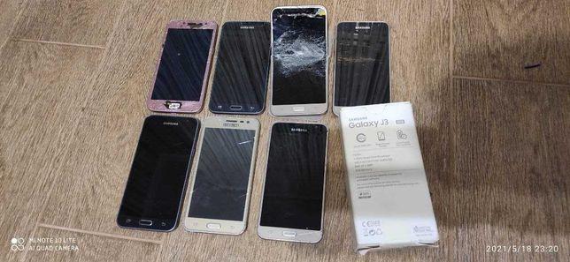 Samsung SM-J320H 7шт.