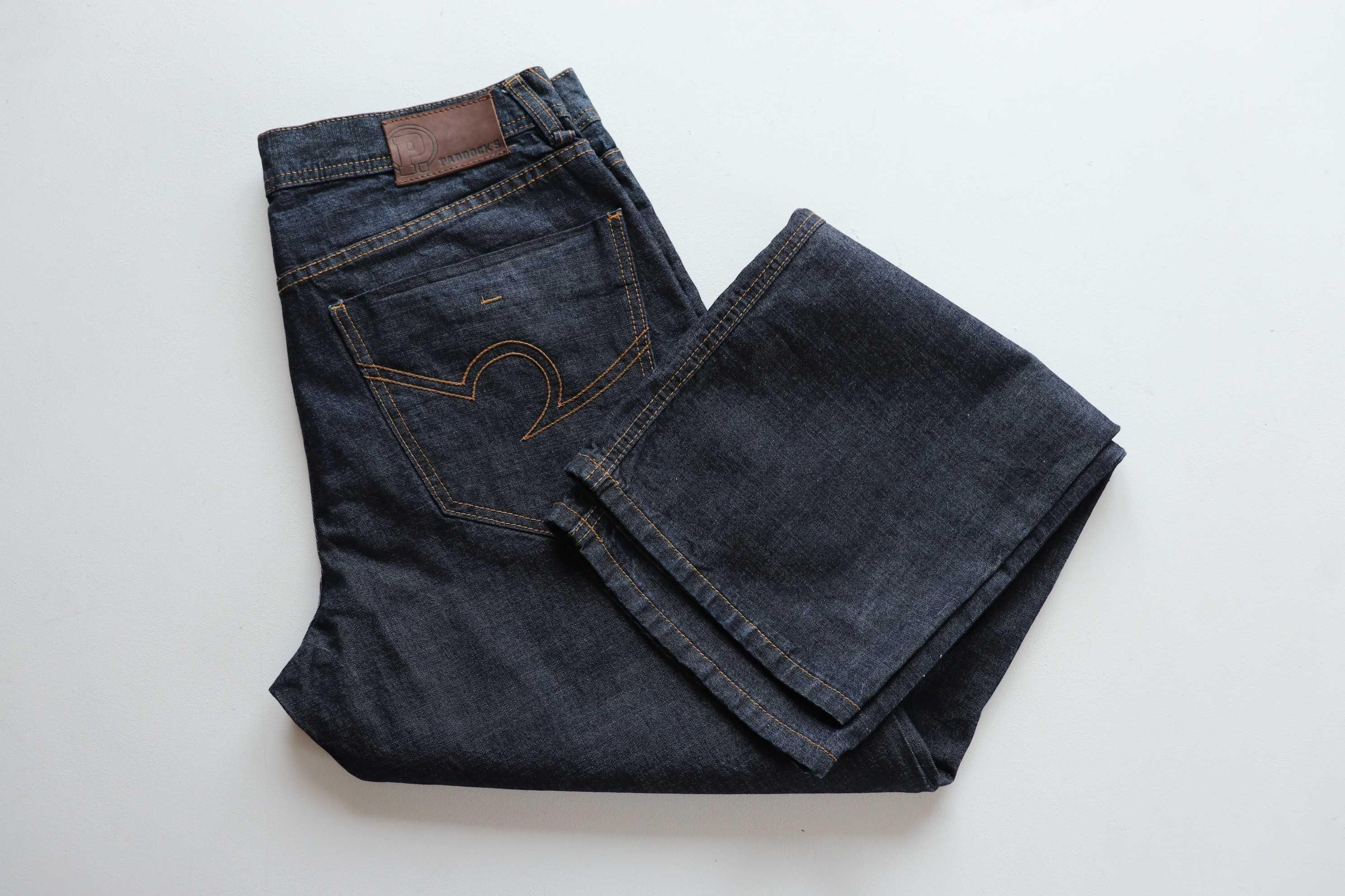 Spodnie męskie Paddock's Frisco jeansy. W34 L32. Stan idealny