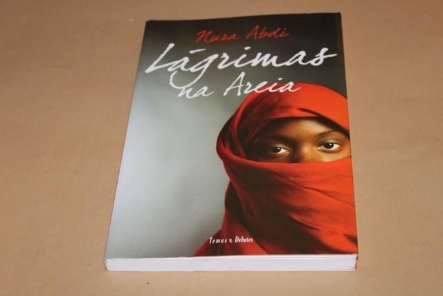 Lágrimas na Areia de Nura Abdi e Leo G. Linde