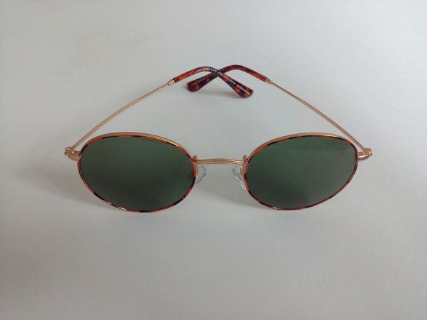 Okulary przeciwsłoneczne CHPO damskie Nowe Super Styl Liam