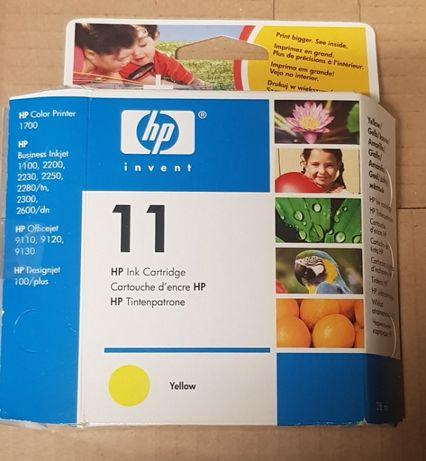 Tinteiro HP 11 Amarelo-Azul-Magenta
