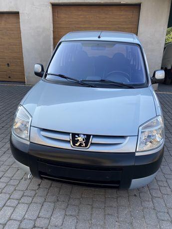 Peugeot Partner 1.6 Benzyna 100% Bezwypadkowy TYLKO 97 tys. PRZEBIEGU!