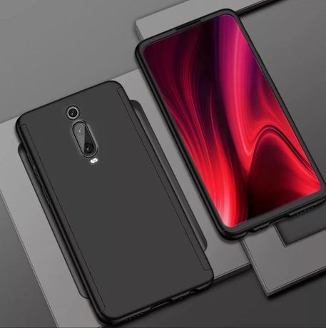 Чехол 360 Pocophone F1 Xiaomi Mi max 2 3 A1 A2 A3 8 9 9T lite se play