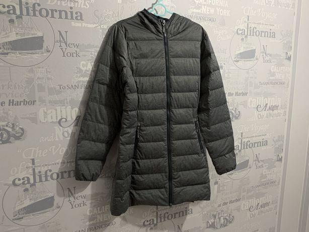 Куртка, пуховик, осінь, Р 48