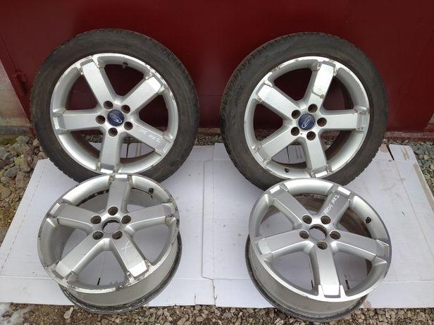 Титанові диски форд фокус мондео 5-108 р17