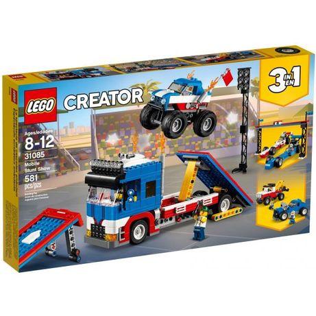 Lego Creator e Star Wars - Modelos novos em caixa fechada