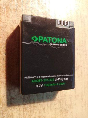 Nowy AHDBT-301/302 akumulator do GoPro HD