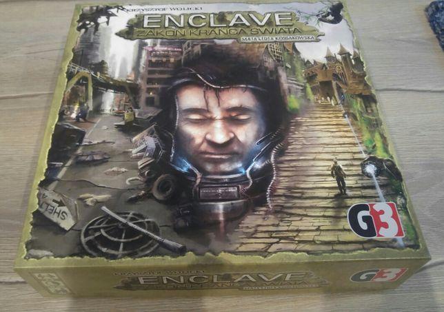 Enclave: Zakon Krańca Świata - gra planszowa G3