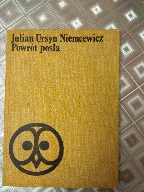Powrót posła Jan Ursyn Niemcewicz