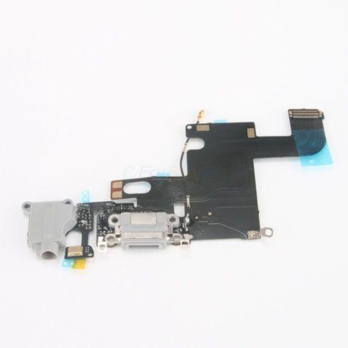 Flex com conector de carga, microfone, auscultadores para iPhone 6 Ponte Da Barca, Vila Nova De Muía E Paço Vedro De Magalhães - imagem 1