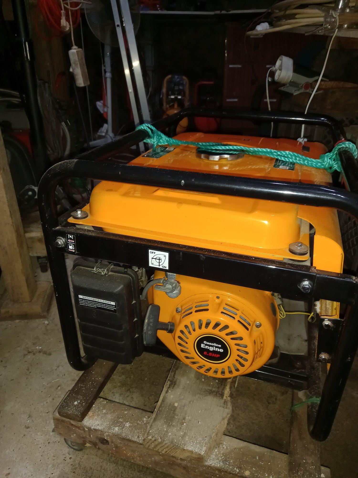 Gerador gasolina