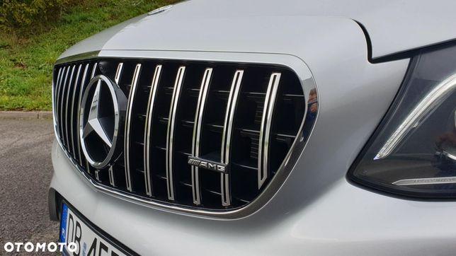 Mercedes-Benz Klasa E Mega Okazja !!! E450 Pakiet AMG 445 KM 4 Matic Full 30 Tys km.