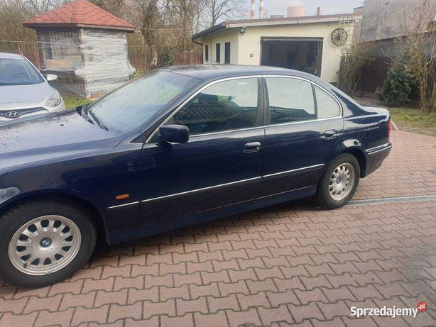 sprzedm BMW e39 lub zamiana
