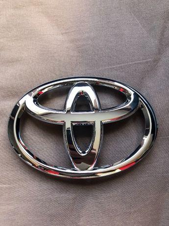 Nowy emblemat znaczek Toyota RAV4 Avalon Highlander ORYGINALNY