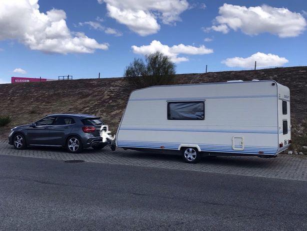 Vendo caravana Caravelair Silver 490