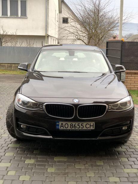 BMW 320d GT автомат