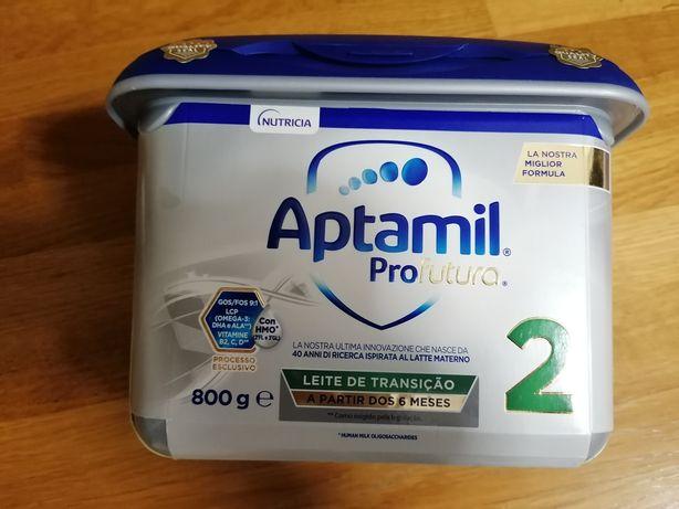 Aptamil profutura 2 - leite de transição