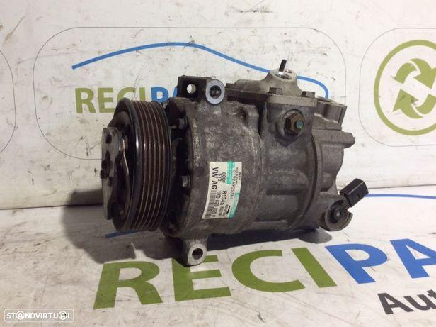 Compressor de ar condicionado VW Passat 2.0 Tdi