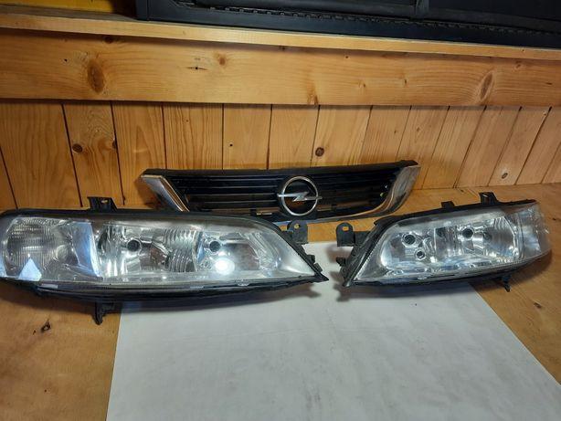 Фари, стопи, дзеркала Opel Vectra B