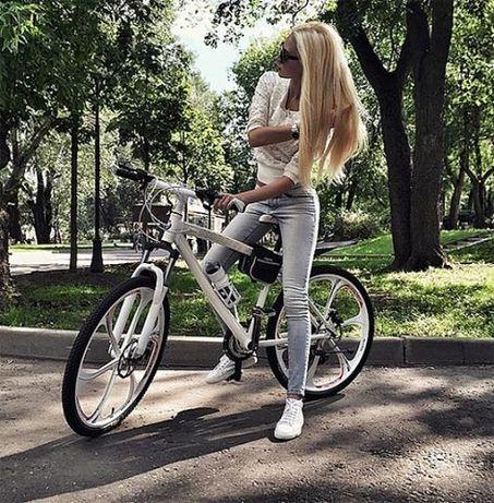"""СКИДКА ЗДЕСЬ, ЗАХОДИ. Продам горный велосипед BMW на литых дисках, 26"""""""