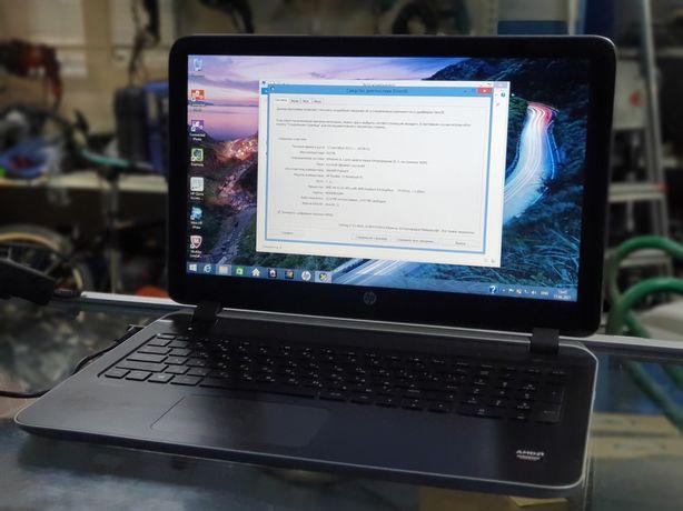 Ноутбук HP Pavilion 15 Notebook PC