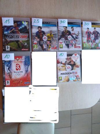 Gry na PS3 sprzedam lub zamienie