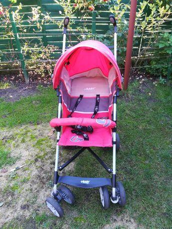 wózek spacerówka Baby design