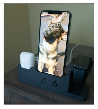 iphone dock para carregamento
