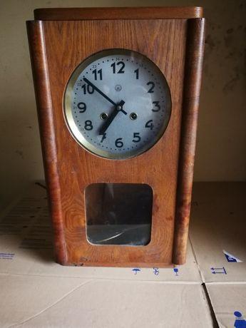 Zegar ścienny nakręcany starodawny antyczny styl antyk wahadło