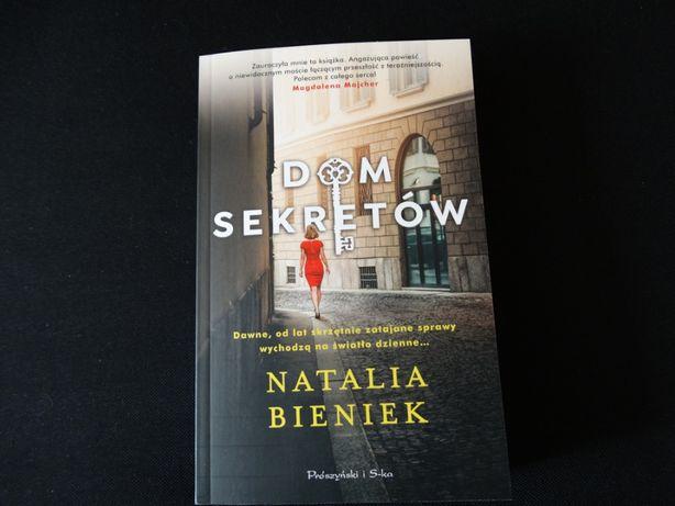 """""""Dom sekretów"""" Natalia Bieniek"""